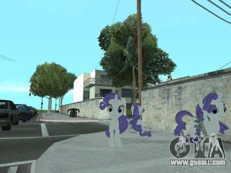 Rarity for GTA San Andreas sixth screenshot