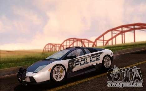 SA Ultimate Graphic Overhaul 1.0 Fix for GTA San Andreas fifth screenshot