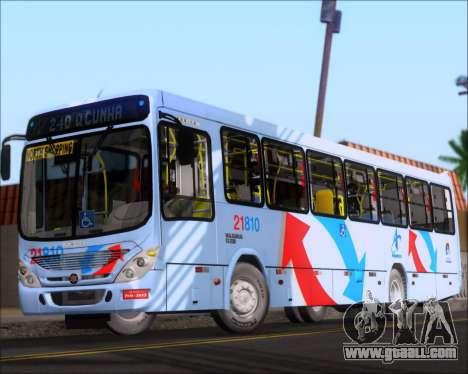 Marcopolo Torino G7 2007 - Volksbus 17-230 EOD for GTA San Andreas interior