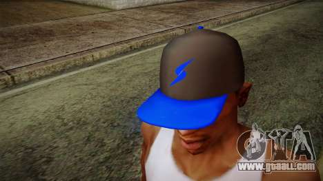 Storm Freerun Cap for GTA San Andreas third screenshot