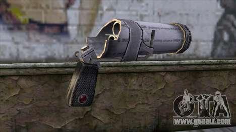 Bottle Gun from Bully Scholarship Edition for GTA San Andreas second screenshot