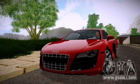 ENBSeries by Makar_SmW86 Final version for GTA San Andreas third screenshot