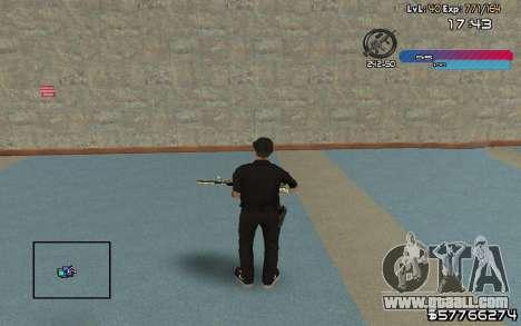 C-HUD by Nas for GTA San Andreas second screenshot