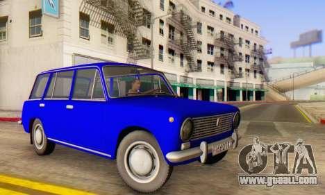 VAZ 2102 Runoff for GTA San Andreas