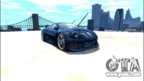 CyborX CD XL-GT for GTA 4 left view