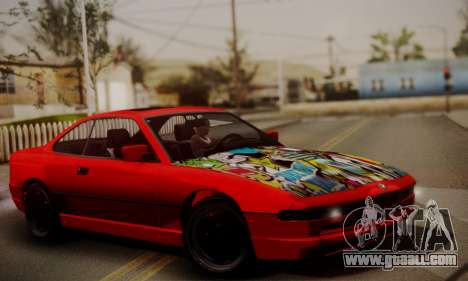 BMW M8 Custom for GTA San Andreas