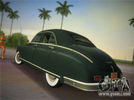 Packard Standard Eight Touring Sedan 1948 for GTA Vice City left view