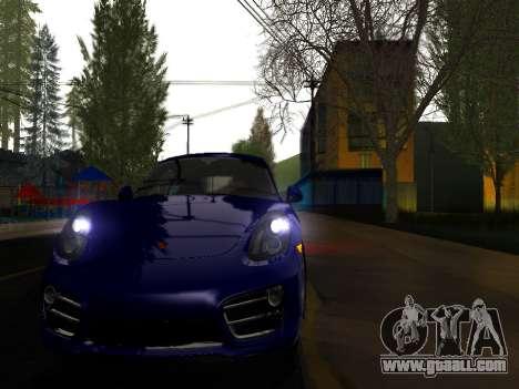 ENB by Makar_SmW86 v5.5 for GTA San Andreas third screenshot
