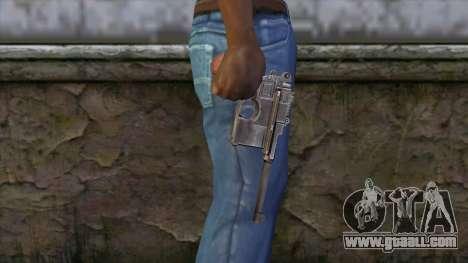 Mauser C-96 for GTA San Andreas third screenshot