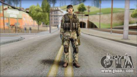 Nima GROM from Soldier Front 2 for GTA San Andreas