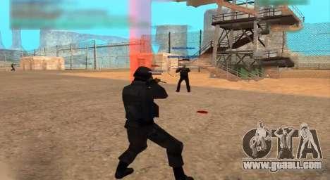 Who Shoots for GTA San Andreas third screenshot