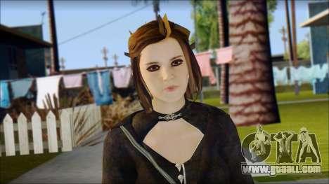 Hermione Grange for GTA San Andreas third screenshot