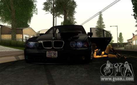 ENBSeries v5.2 Samp Editon for GTA San Andreas
