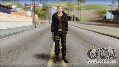 Jake Muller from Resident Evil 6 v1 for GTA San Andreas