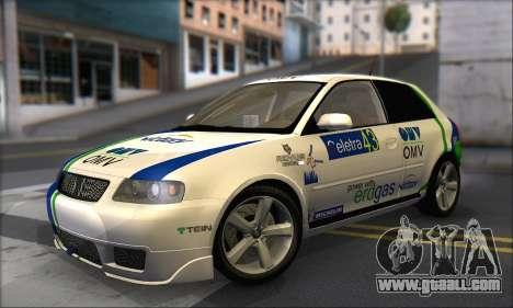 Audi A3 1999 for GTA San Andreas engine