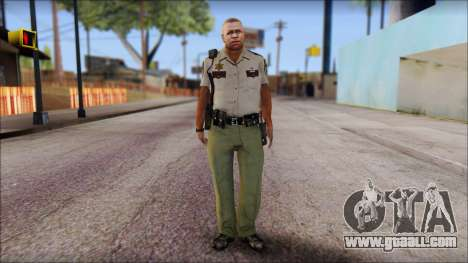 James Wheeler from Silent Hill Homecoming for GTA San Andreas