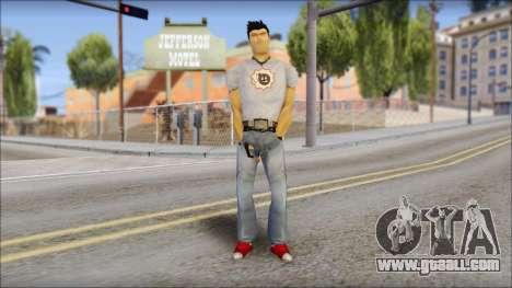 Serious Sam for GTA San Andreas
