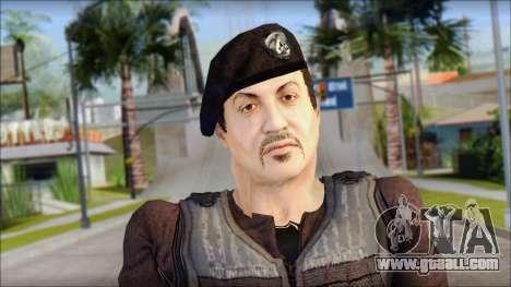 Barney Ross for GTA San Andreas third screenshot