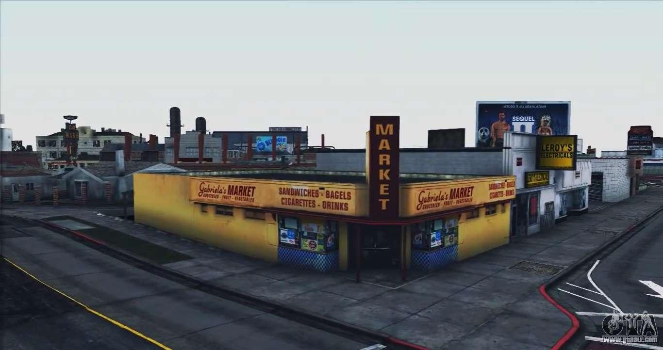 ViSA Beta 1 for GTA San Andreas