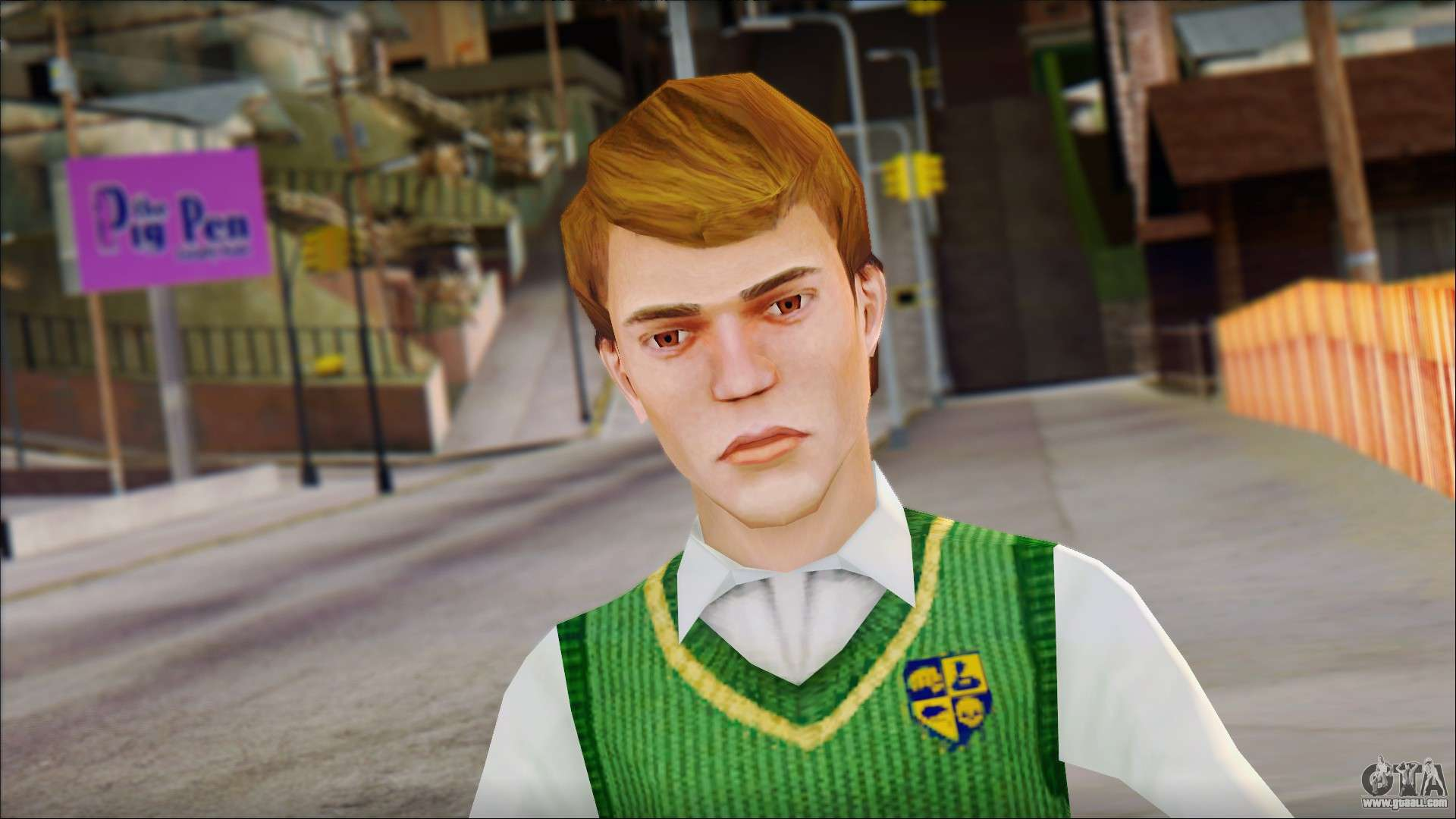 Download Game Bully: Scholarship Edition