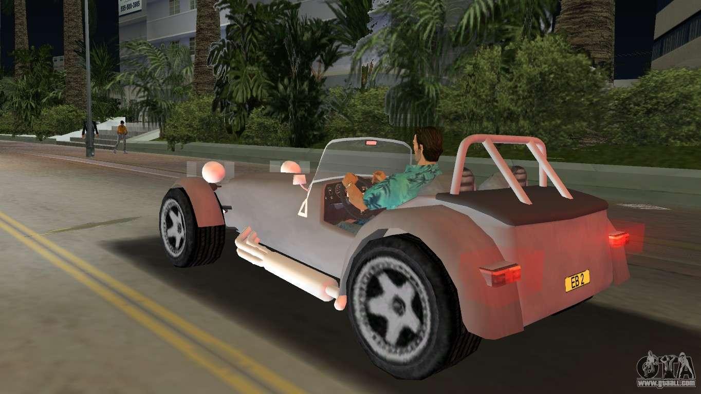 Gta Vice City Fbi Car