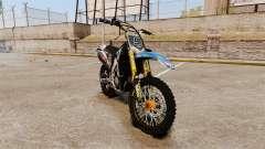 Yamaha YZF-450 v1.4 for GTA 4
