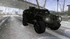 GAS 2975 Tiger for GTA San Andreas