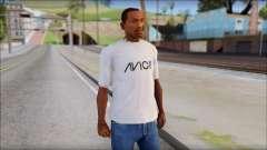 Avicii Fan T-Shirt for GTA San Andreas