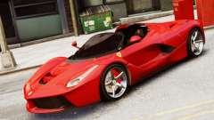 Ferrari LaFerrari Spider