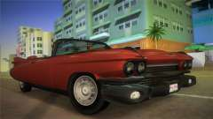 Cadillac Eldorado for GTA Vice City