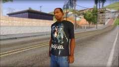 Undertaker T-Shirt v2 for GTA San Andreas