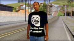 Trollface and Forever Alone T-Shirt