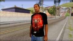 Spiderman 3 T-Shirt for GTA San Andreas