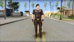 Barney Ross for GTA San Andreas