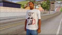 Element T-Shirt for GTA San Andreas