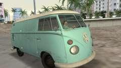 Volkswagen Type 2 T1 Van 1967