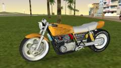 Kawasaki Z400FX Street Drag Racer for GTA Vice City