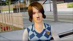 Pinky from Bully Scholarship Edition for GTA San Andreas