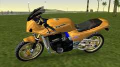 Kawasaki GPZ900R Ninja Tuned for GTA Vice City