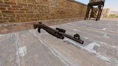 Ружьё Benelli M3 Super 90 kryptek typhon