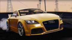 Audi TT RS v2 2011 for GTA San Andreas