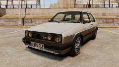 Volkswagen Golf GTI Mk2 for GTA 4