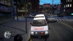 Israel MDA Ambulance