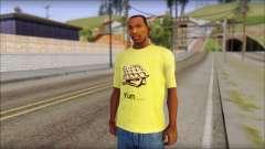 Waffle T-Shirt for GTA San Andreas