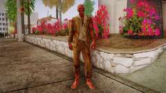Crimson Zombie Skin for GTA San Andreas