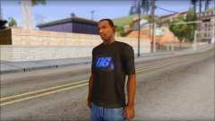 DG Negra T-Shirt for GTA San Andreas
