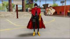 Final Fantasy VII - Vincent for GTA San Andreas