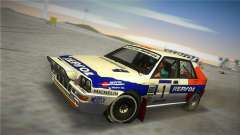 Lancia Delta HF Integrale for GTA Vice City