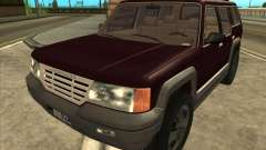 Landstalker from GTA 3 for GTA San Andreas