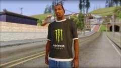 Monster T-Shirt Black